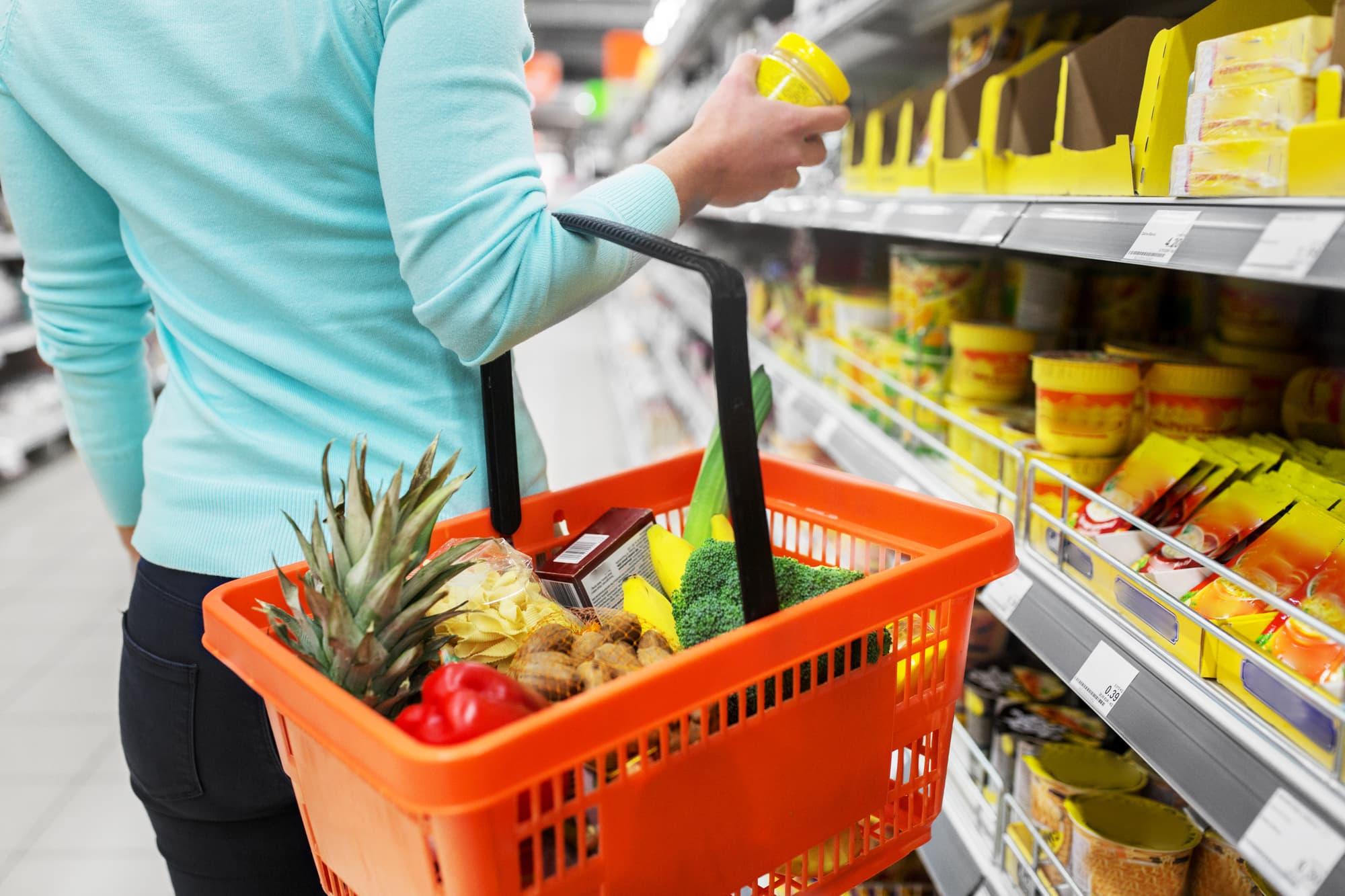 Продовольственные купоны США