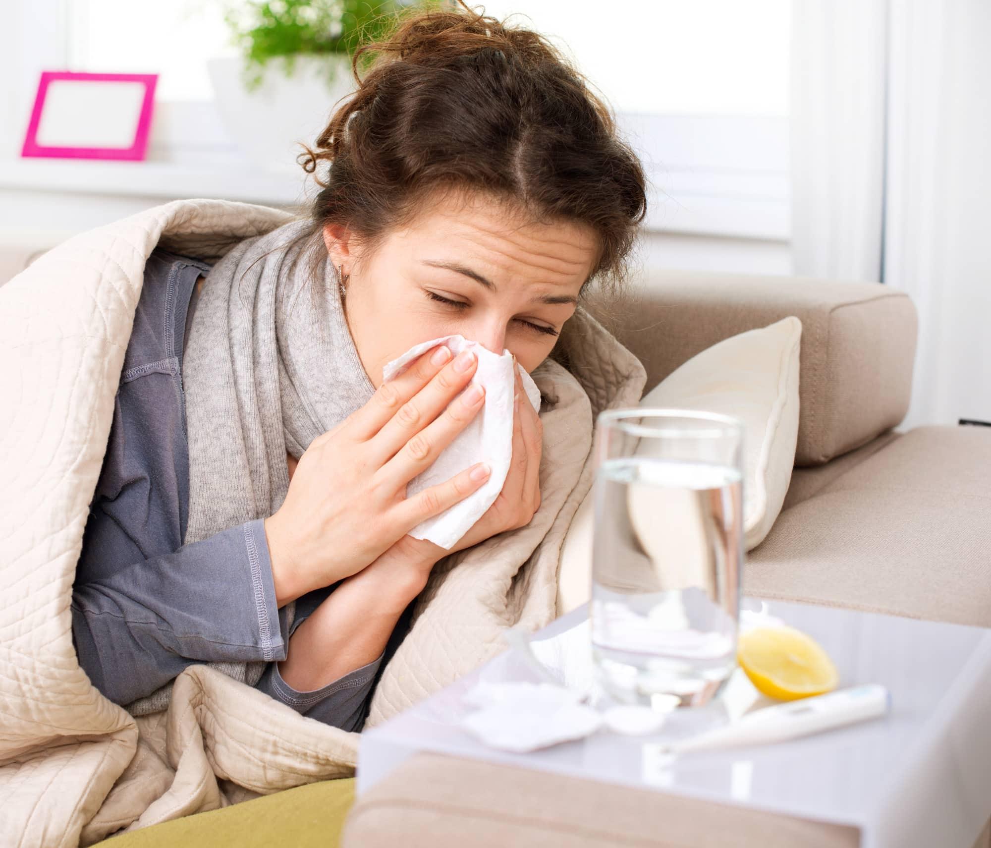 Галина днем, картинки для болеющих гриппом