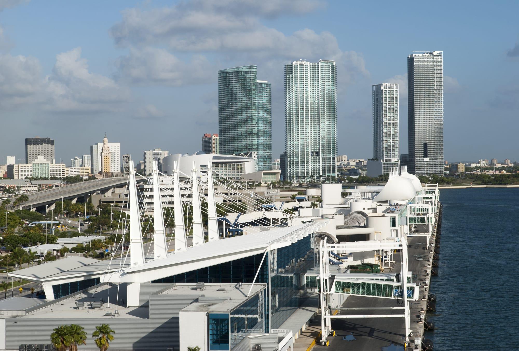 Miami Port Terminal