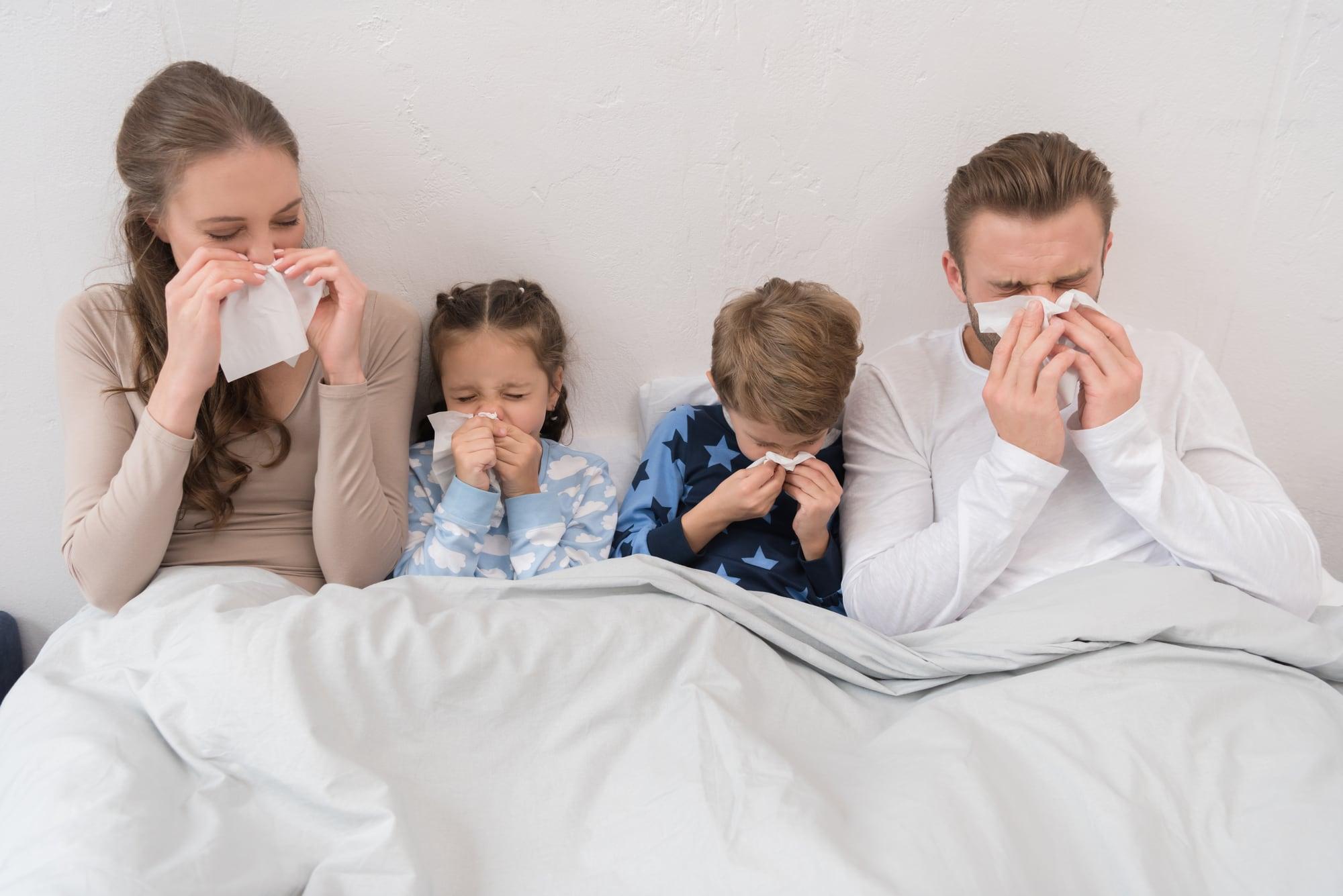 Family ill