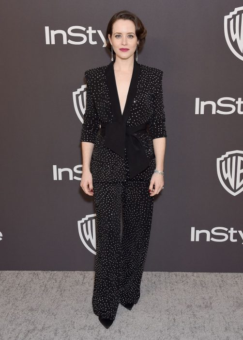 Claire Foy Globe 2019 After-party