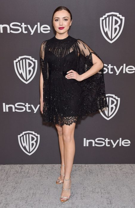 Peyton List Golden Globe 2019 After-party