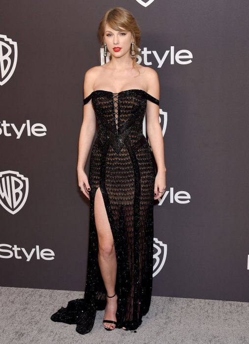 Taylor Swift Golden Globe 2019 After-party