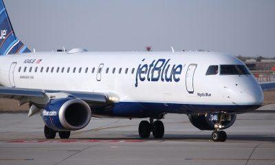 на борту JetBlue родился ребенок