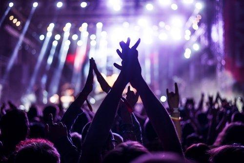 Музыкальный фестиваль в Майами
