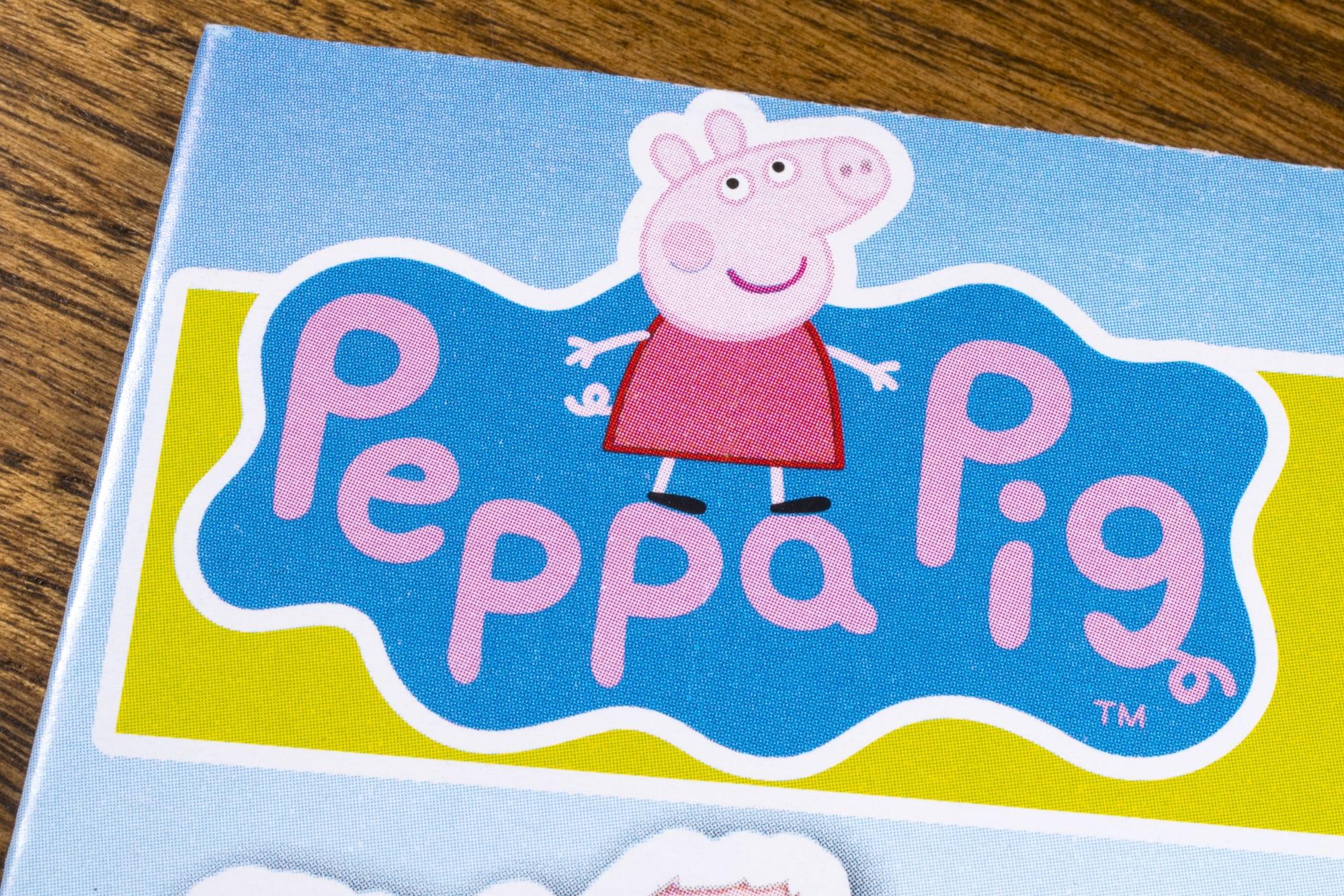 peppa pig effect эффект свинки Пеппы