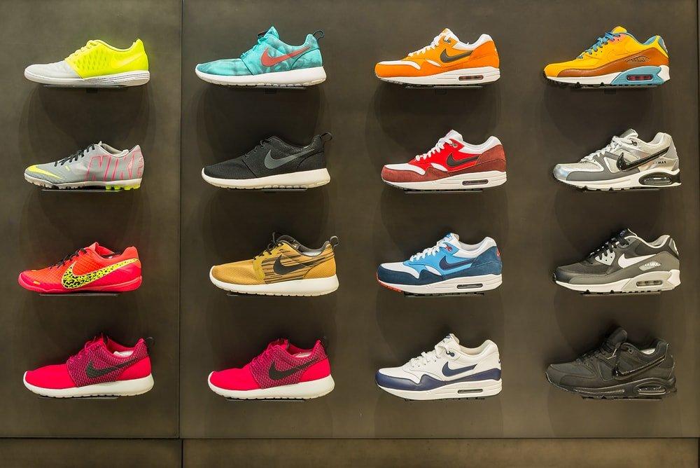 Nike и Adidas