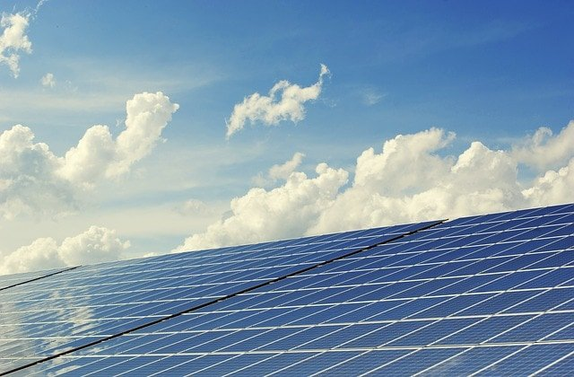 солнечные батареи Маск