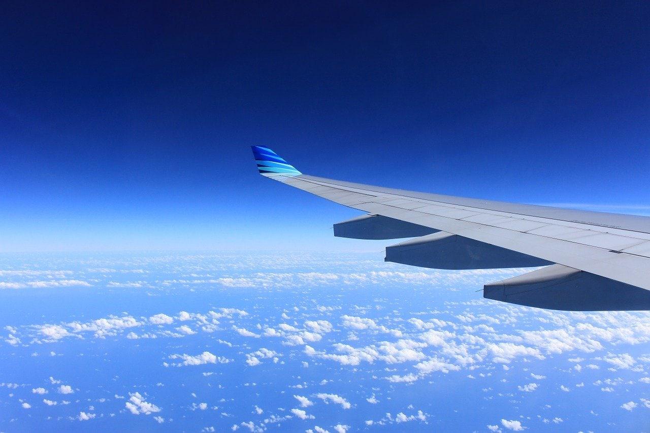 самолёте