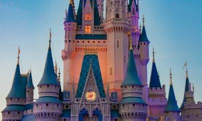 замок Золушки Флорида